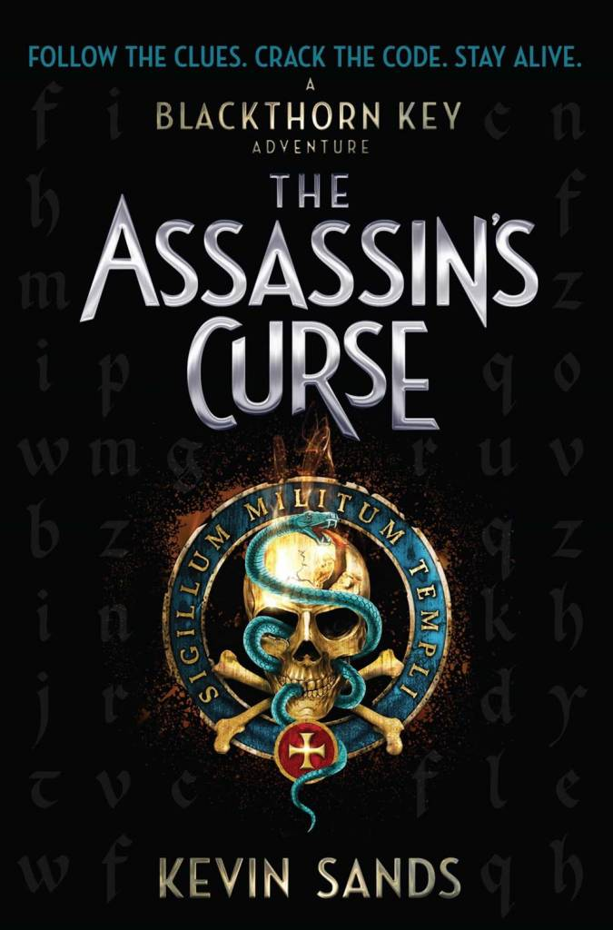 Aladdin Blackthorn Key 03 The Assassin's Curse