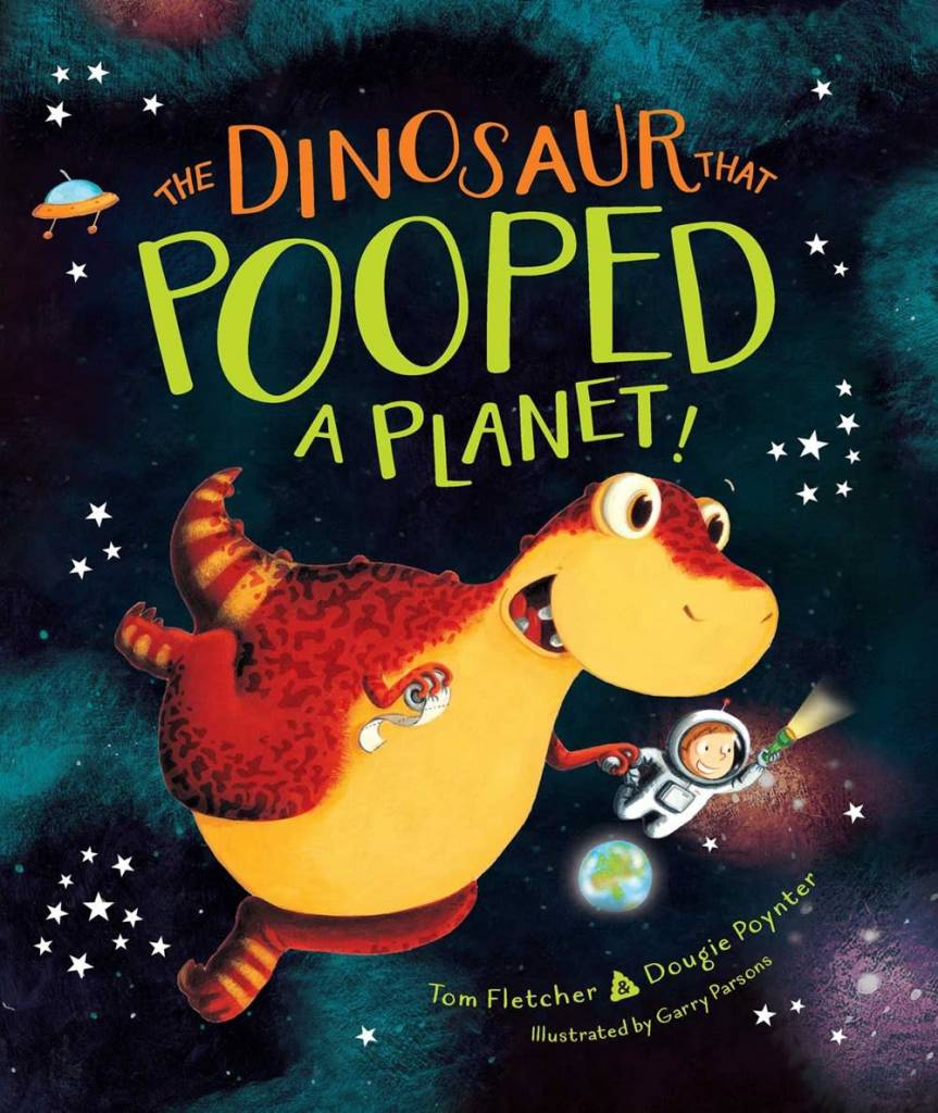Aladdin The Dinosaur That Pooped a Planet!