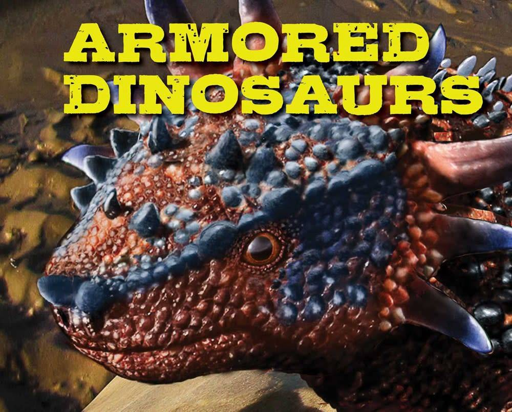 Applesauce Press Armored Dinosaurs