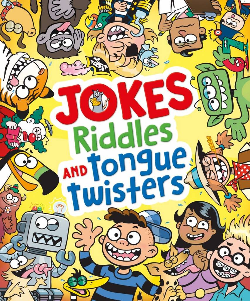 Arcturus Publishing Limited Jokes, Riddles and Tongue Twisters