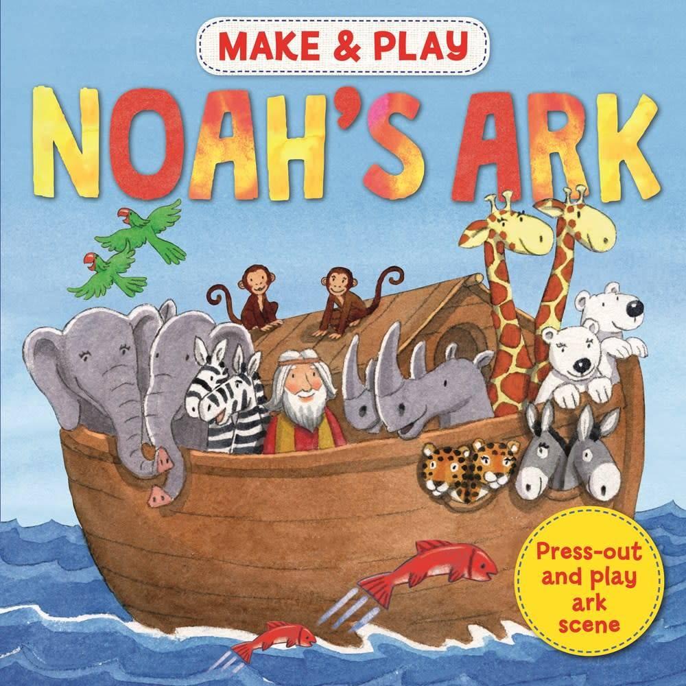 Arcturus Publishing Limited Make & Play: Noah's Ark (Board Book)