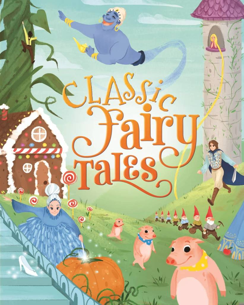 Arcturus Publishing Limited Storytime: Classic Fairy Tales