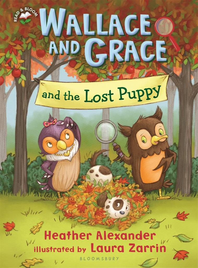 Bloomsbury USA Childrens Wallace and Grace and the Lost Puppy