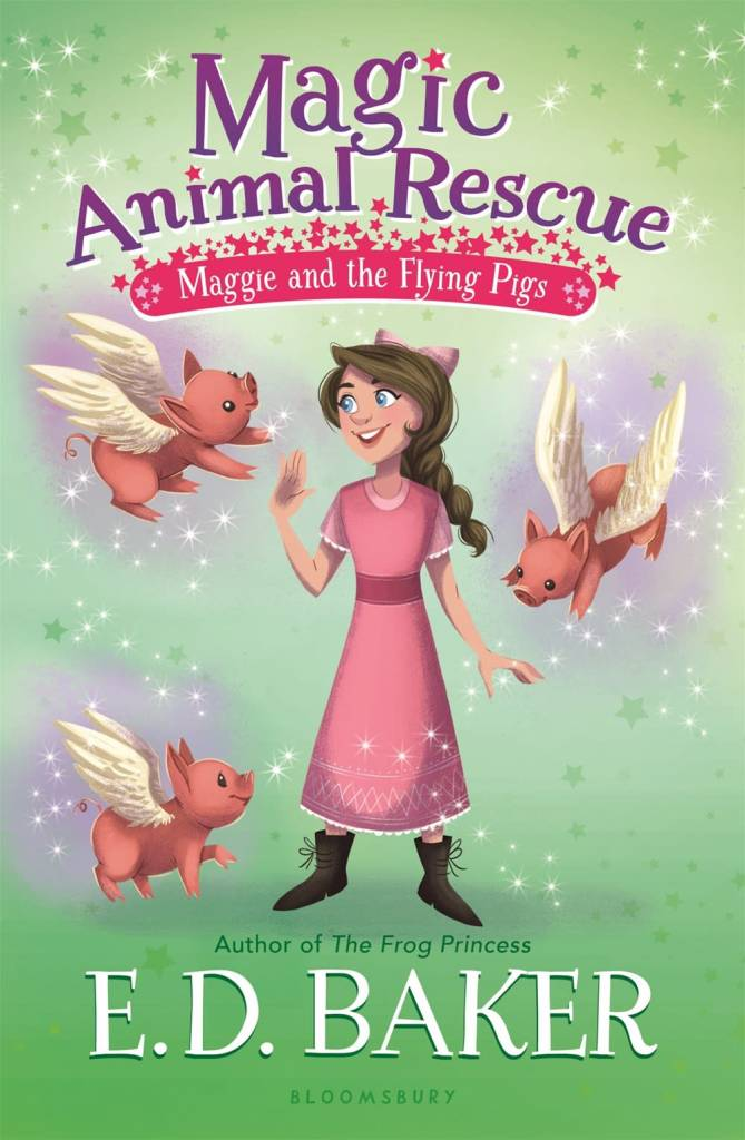 Bloomsbury USA Childrens Magic Animal Rescue 4: Maggie and the Flying Pigs