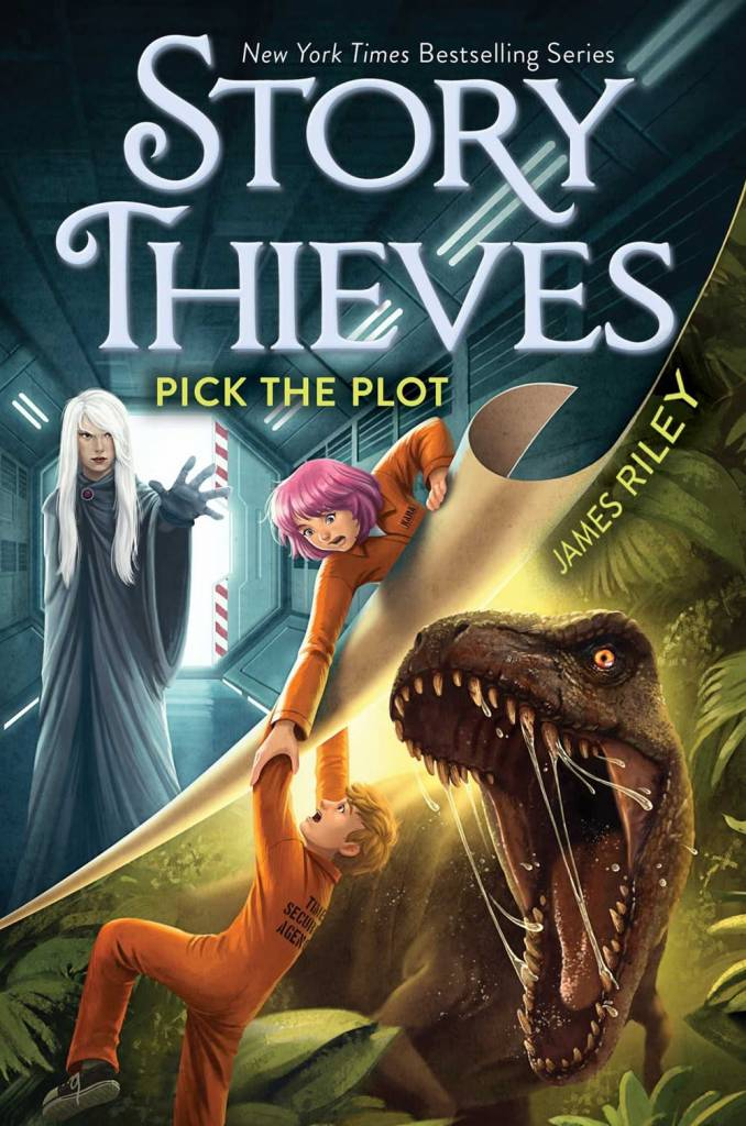 Aladdin Story Thieves 04 Pick the Plot