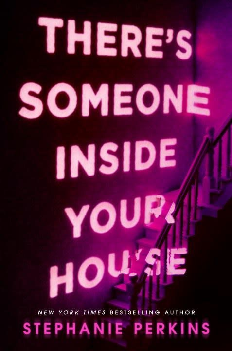 Dutton Books for Young Readers There's Someone Inside Your House