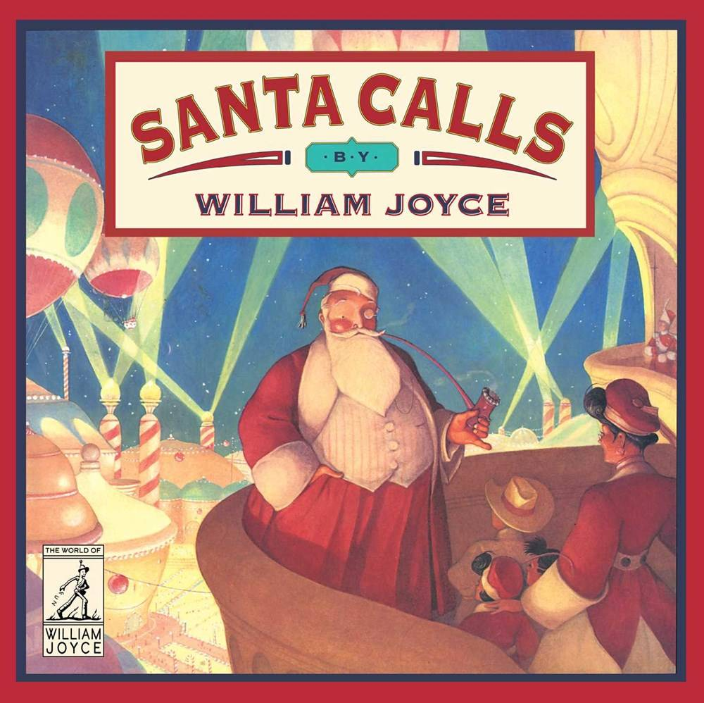 Atheneum Books for Young Readers Santa Calls