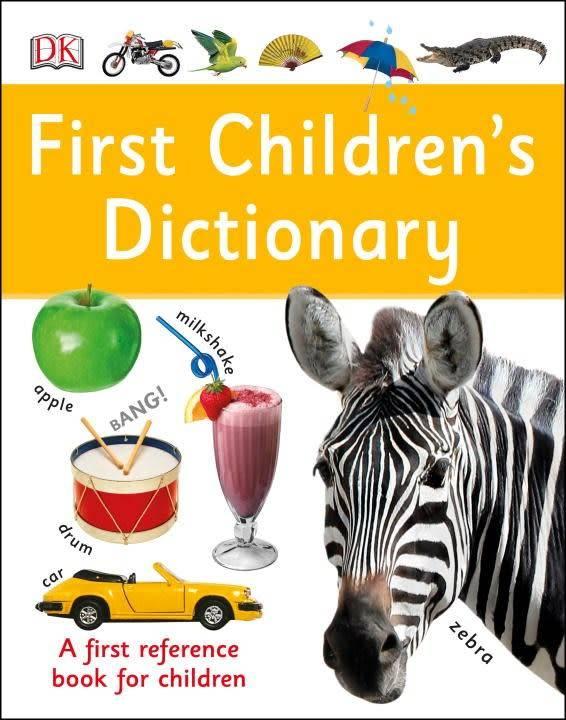 DK First Children's Dictionary