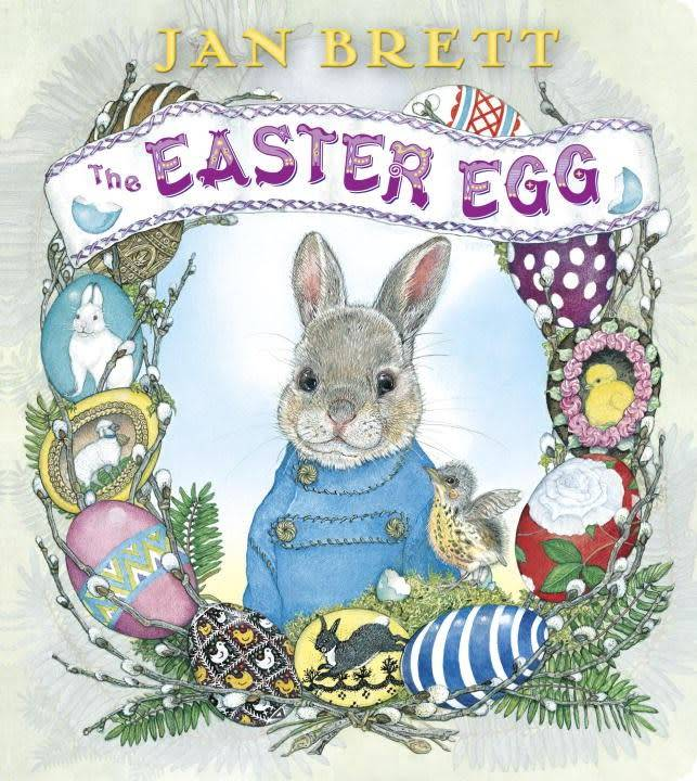 G.P. Putnam's Sons Books for Young Readers The Easter Egg