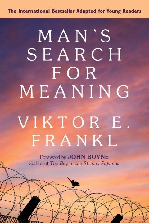 Beacon Press Man's Search for Meaning (Young Adult Ed.)
