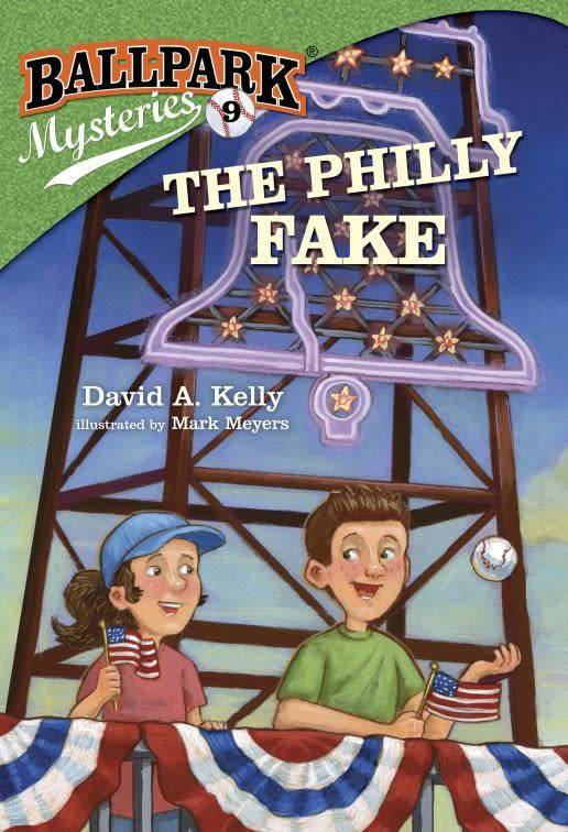 Ballpark Mysteries 09 The Philly Fake