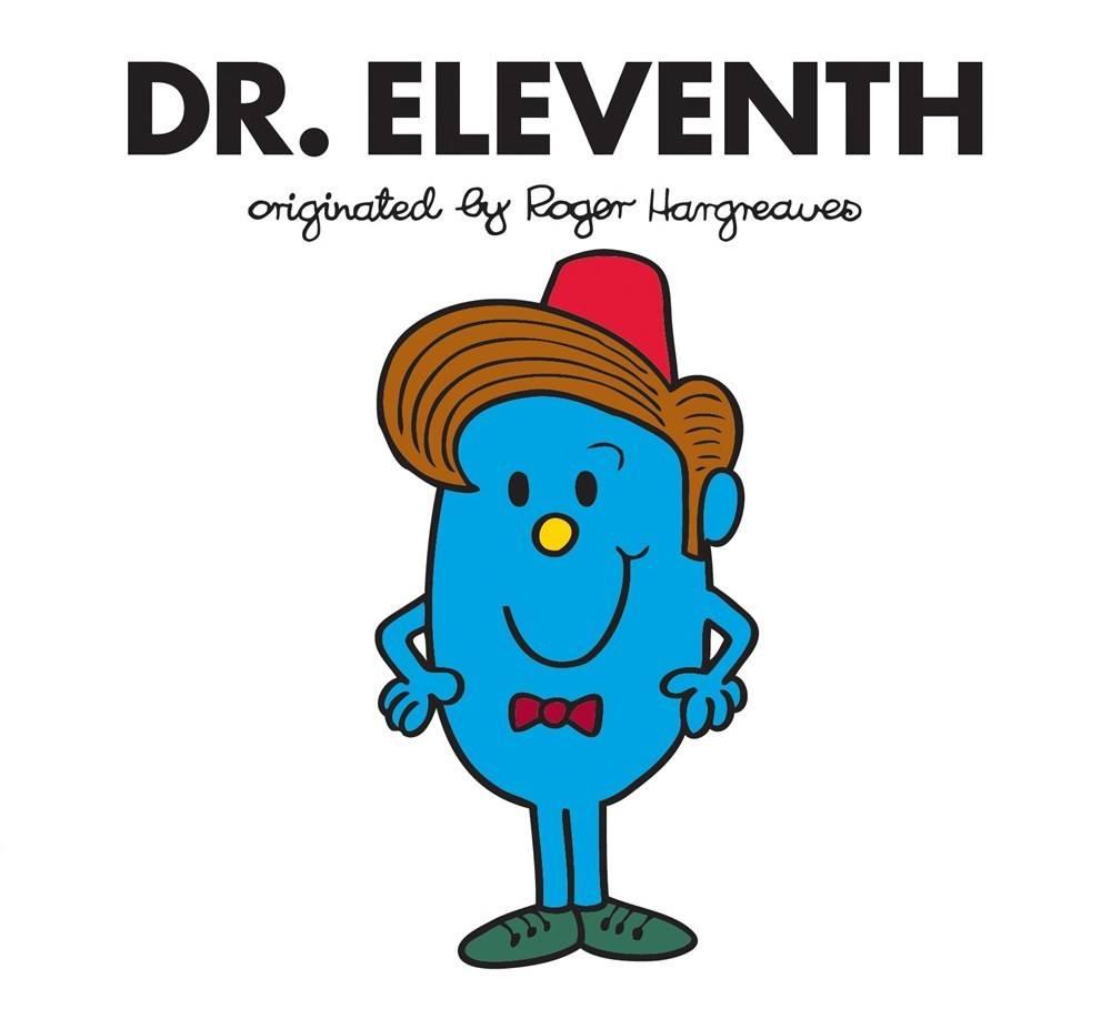 Penguin Young Readers Licenses Mr. Men / Little Miss: Dr. Eleventh