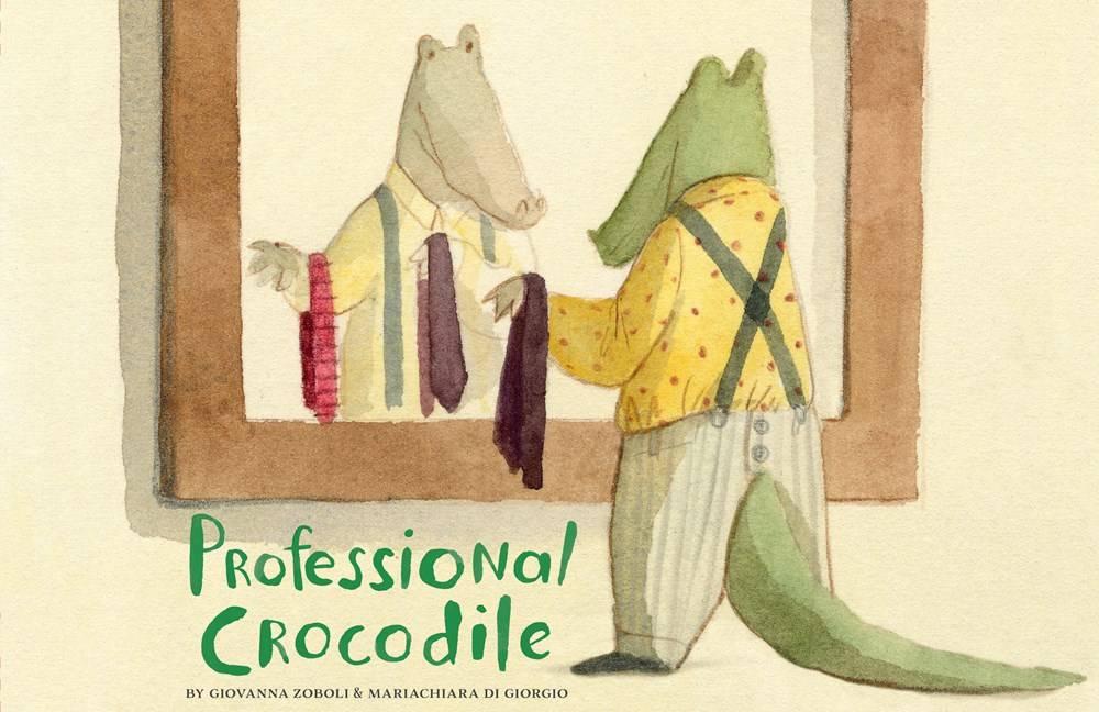 Chronicle Books Professional Crocodile