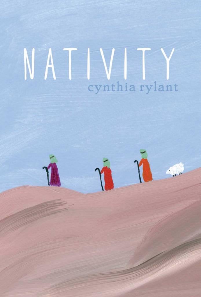 Beach Lane Books Nativity