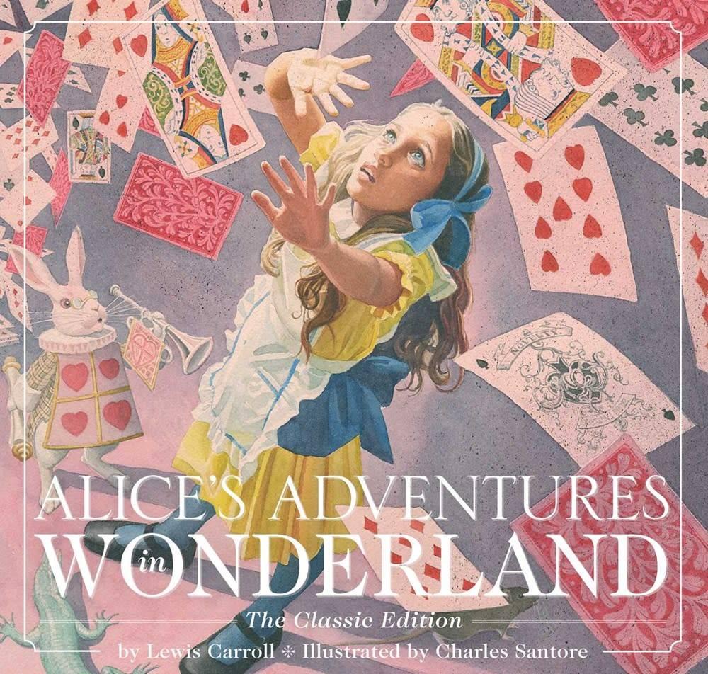 Applesauce Press Alice's Adventures in Wonderland