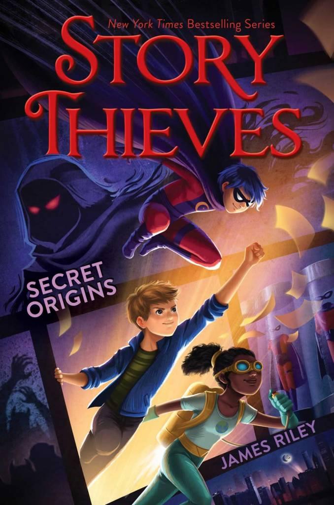 Aladdin Story Thieves 03 Secret Origins