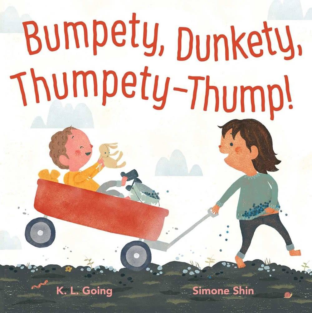Beach Lane Books Bumpety, Dunkety, Thumpety-Thump!