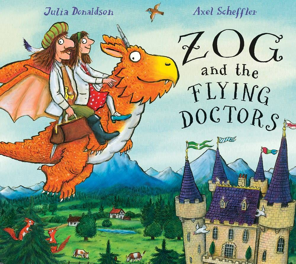 Arthur A. Levine Books Zog and the Flying Doctors