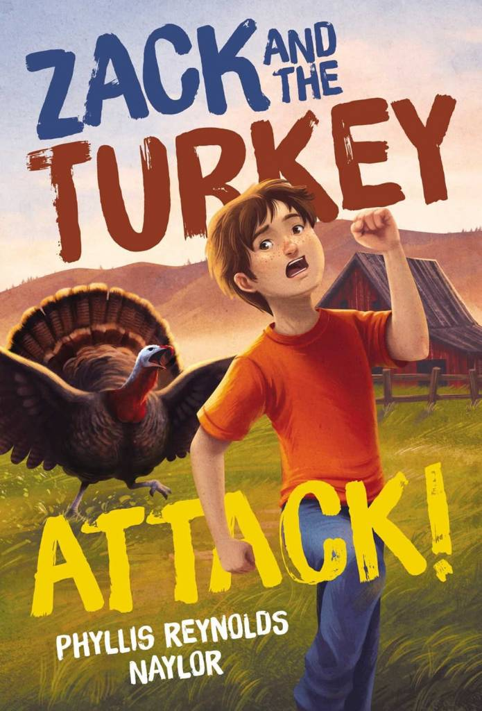Atheneum/Caitlyn Dlouhy Books Zack and the Turkey Attack!