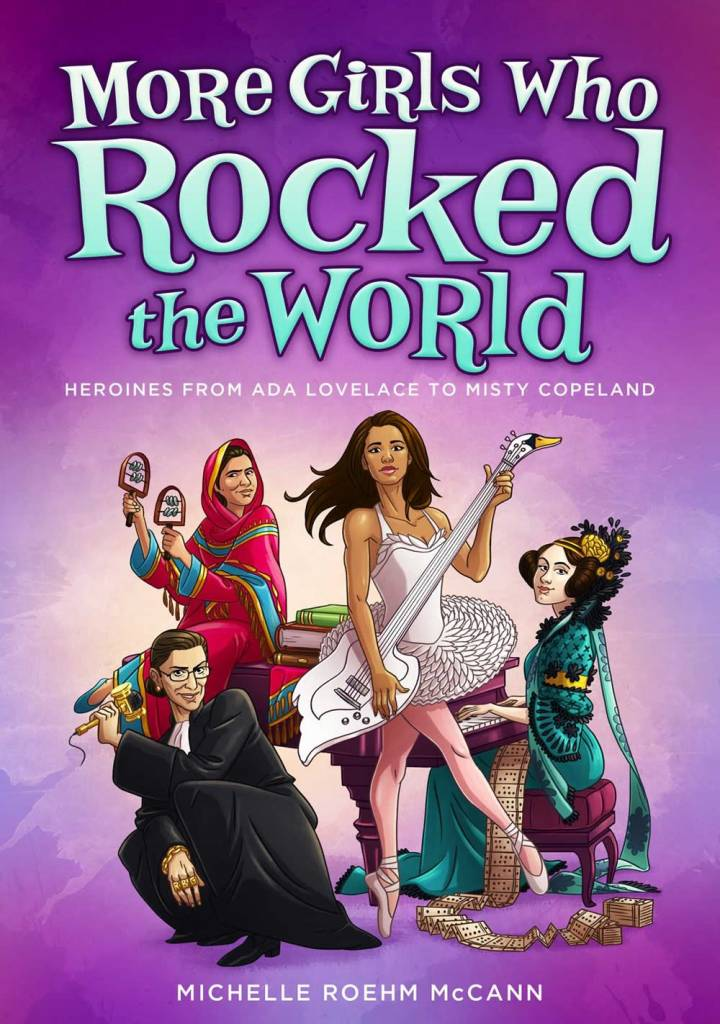 Aladdin/Beyond Words More Girls Who Rocked the World