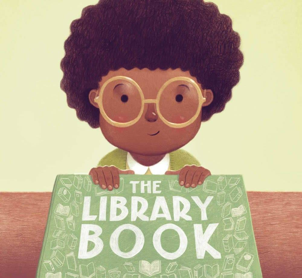 Atheneum Books for Young Readers The Library Book