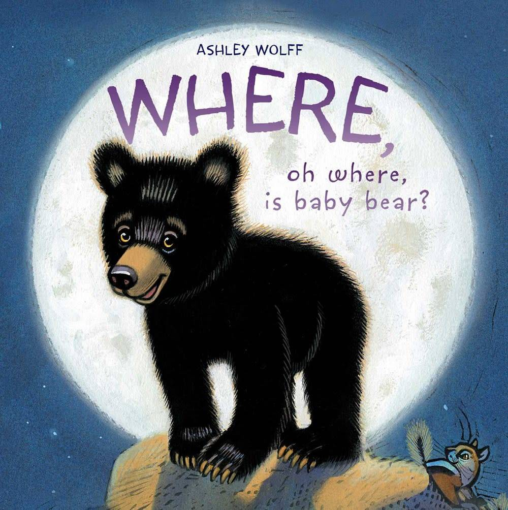 Beach Lane Books Where, Oh Where, Is Baby Bear?