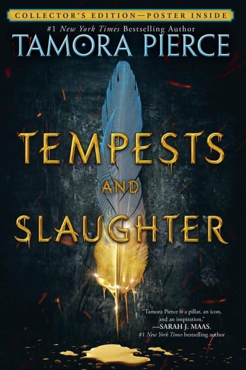 Random House Books for Young Readers Tempests and Slaughter (The Numair Chronicles, Book One)