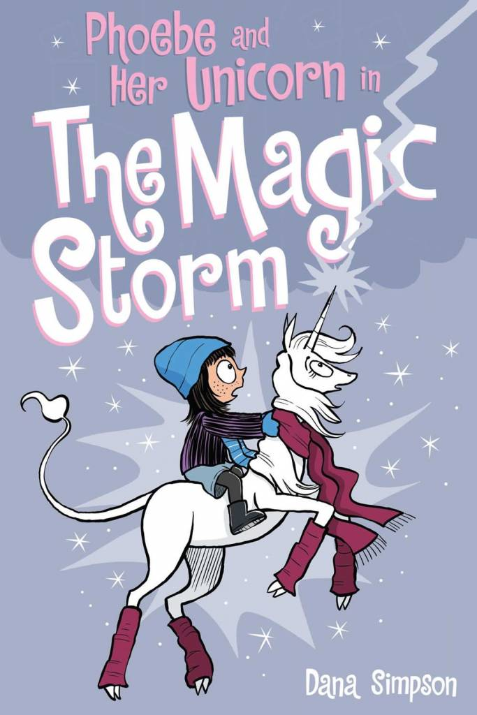 Andrews McMeel Publishing Phoebe and Her Unicorn 06 In the Magic Storm