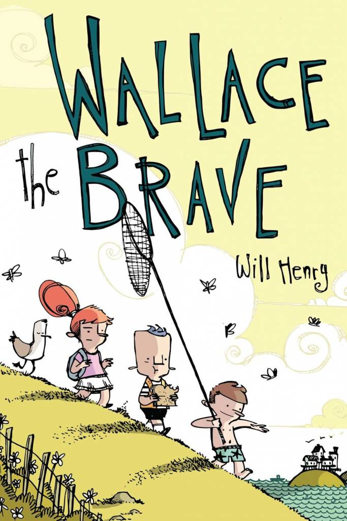 Andrews McMeel Publishing Wallace the Brave