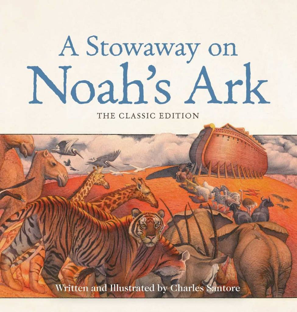 Applesauce Press A Stowaway on Noah's Ark (Classic Ed.)
