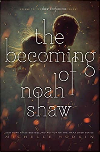 Simon & Schuster Books for Young Readers The Becoming of Noah Shaw