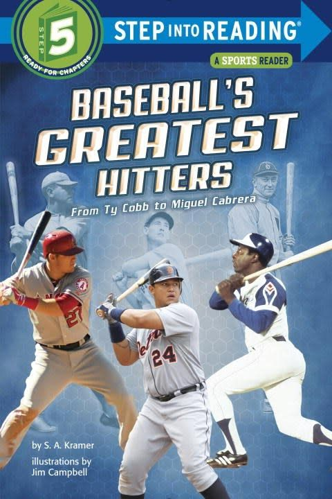 Baseball's Greatest Hitters (Step-into-Reading, Lvl 5)