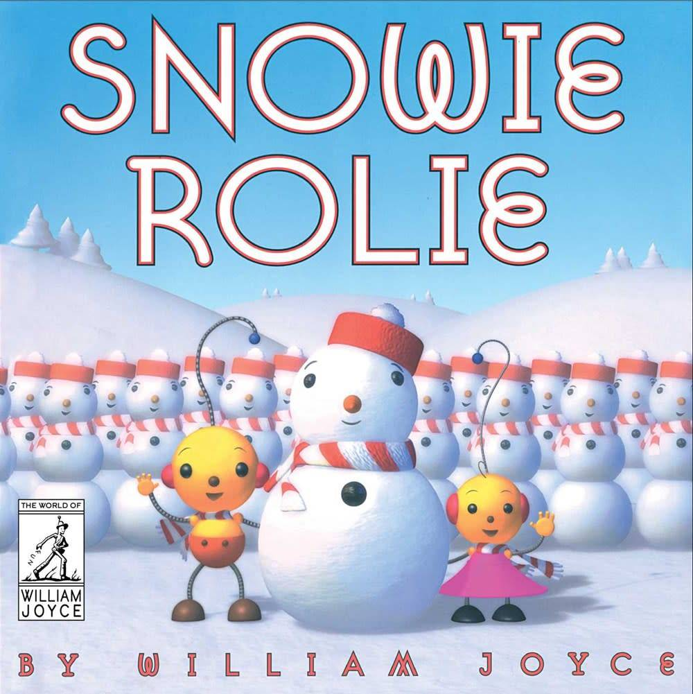 Atheneum Books for Young Readers Snowie Rolie