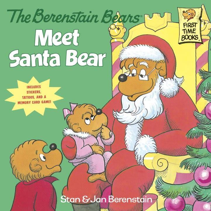Berenstain Bears: Meet Santa Bear (Deluxe Ed.)