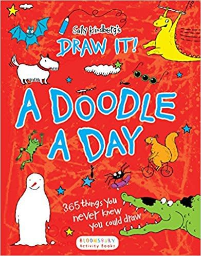 Bloomsbury Activity Books Draw It! A Doodle a Day