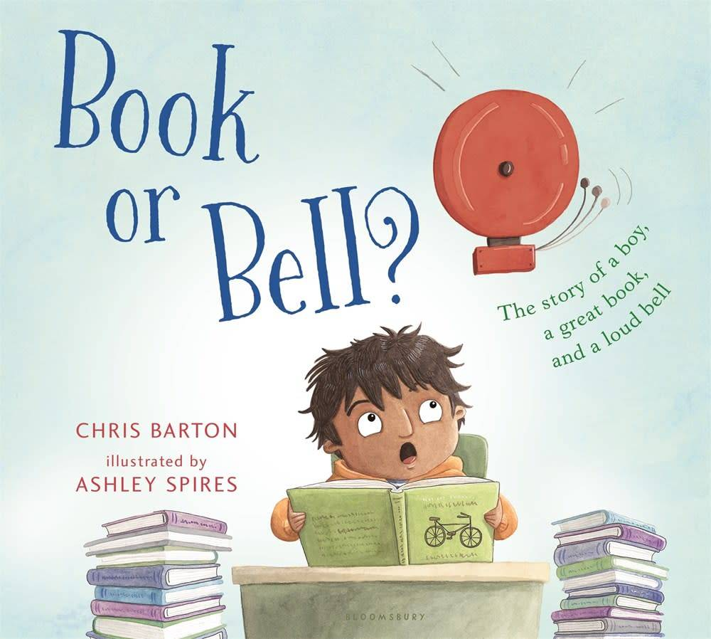 Bloomsbury USA Childrens Book or Bell?