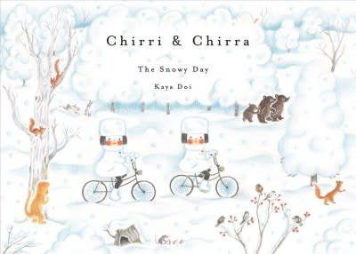 Image result for chirri & chirra the snowy day
