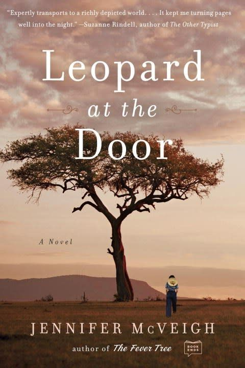 G.P. Putnam's Sons Leopard at the Door