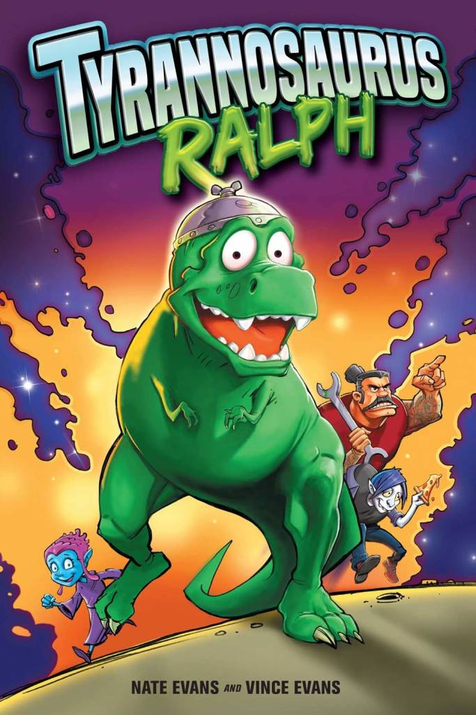 Andrews McMeel Publishing Tyrannosaurus Ralph