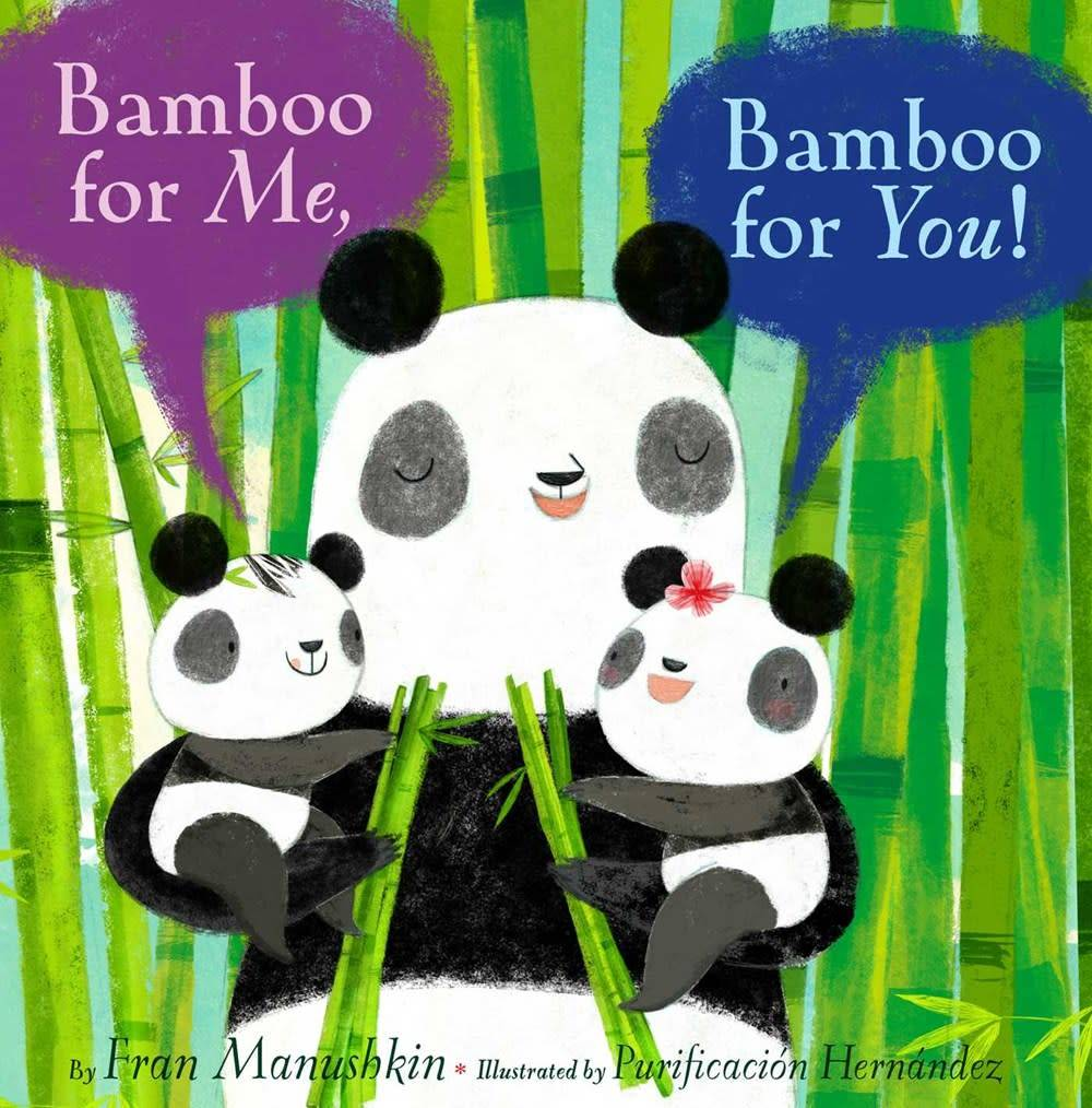 Aladdin Bamboo for Me, Bamboo for You!