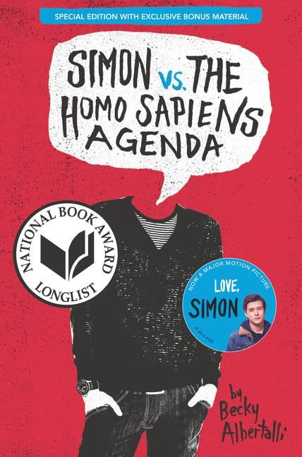 Balzer + Bray Simon vs. the Homo Sapiens Agenda Special Edition