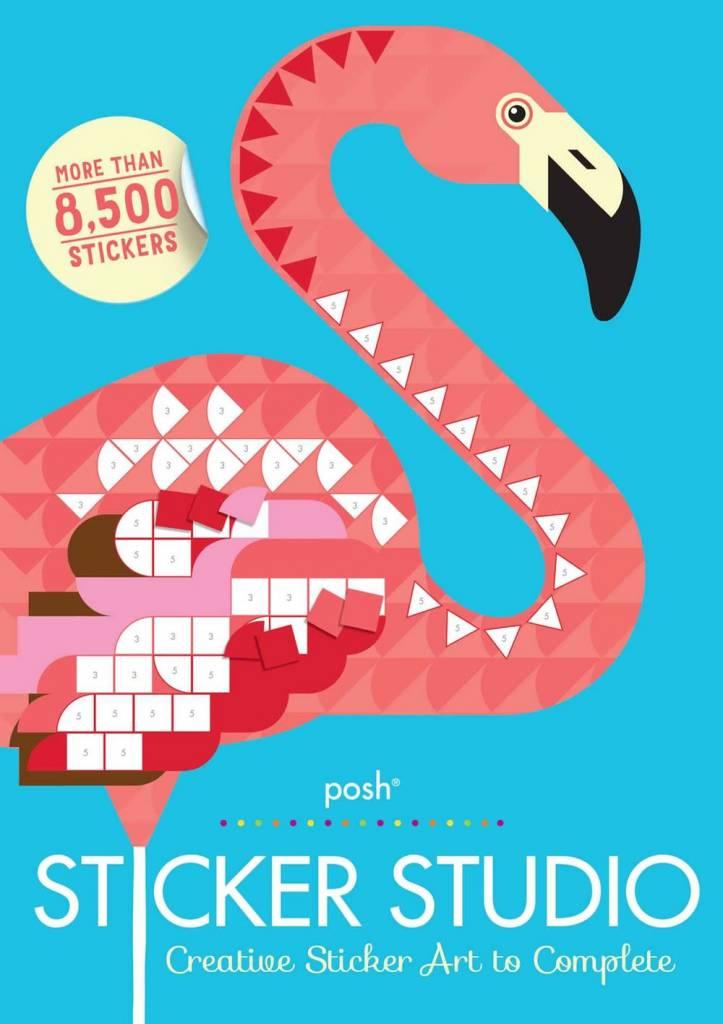 Andrews McMeel Publishing Posh Sticker Studio