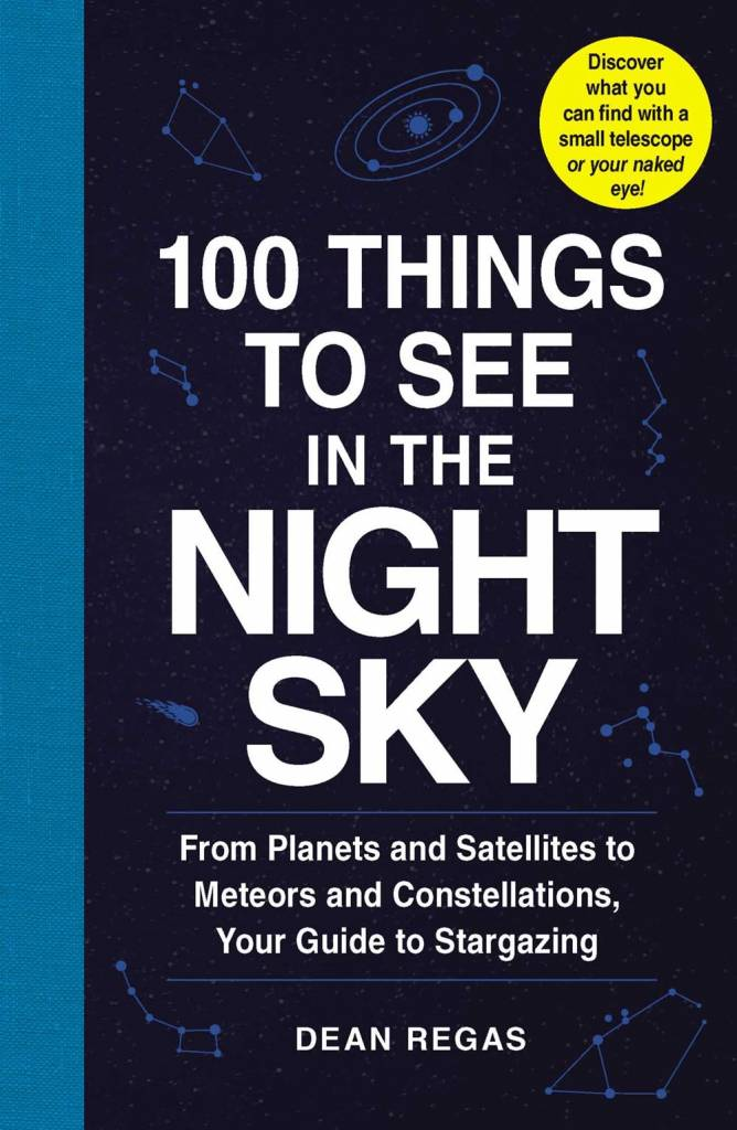 Adams Media 100 Things to See in the Night Sky