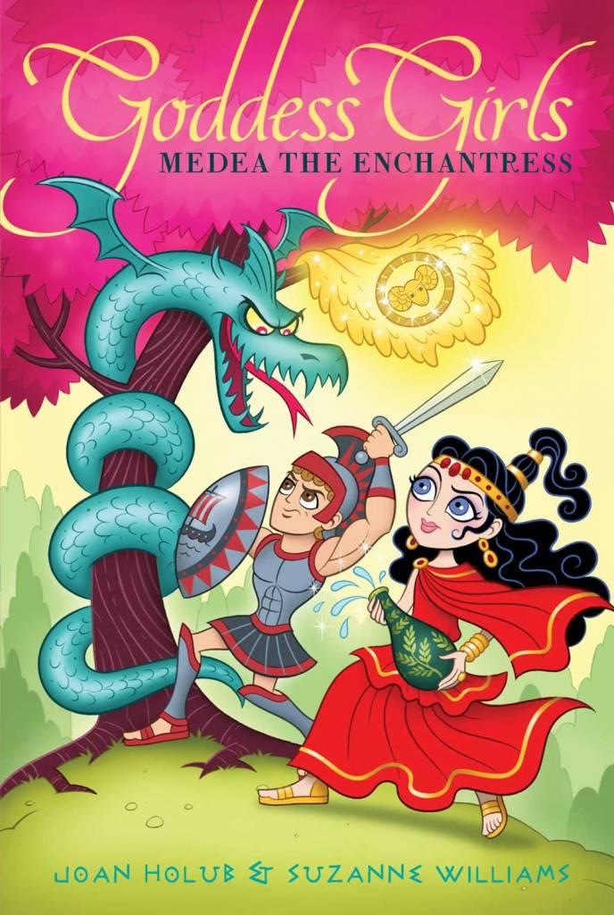 Aladdin Medea the Enchantress