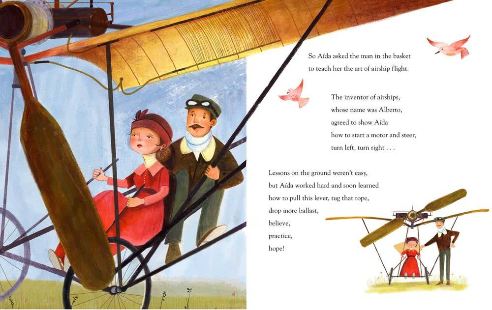 Atheneum Books for Young Readers The Flying Girl