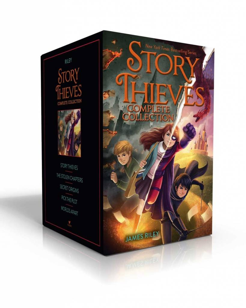 Aladdin Story Thieves Complete Collection
