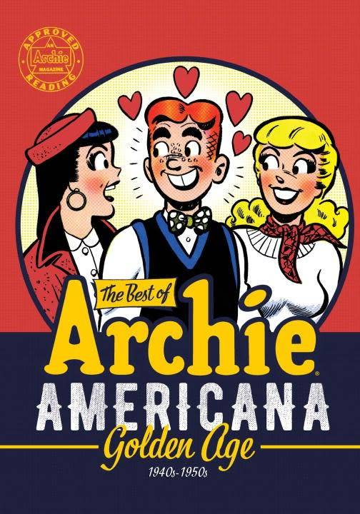 Archie Comics The Best of Archie Americana Vol. 1