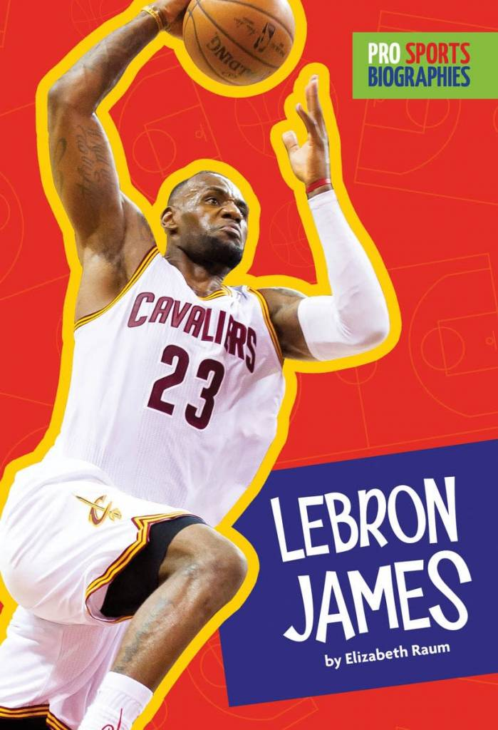 Amicus Ink Pro Sports Biographies: LeBron James