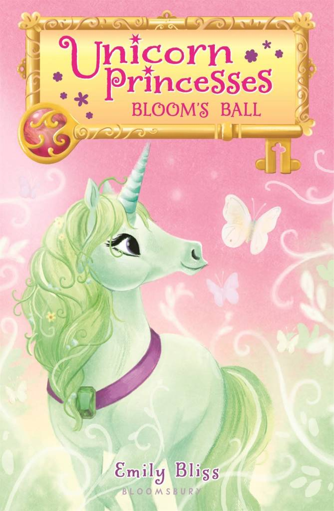 Bloomsbury USA Childrens Unicorn Princesses 03 Bloom's Ball
