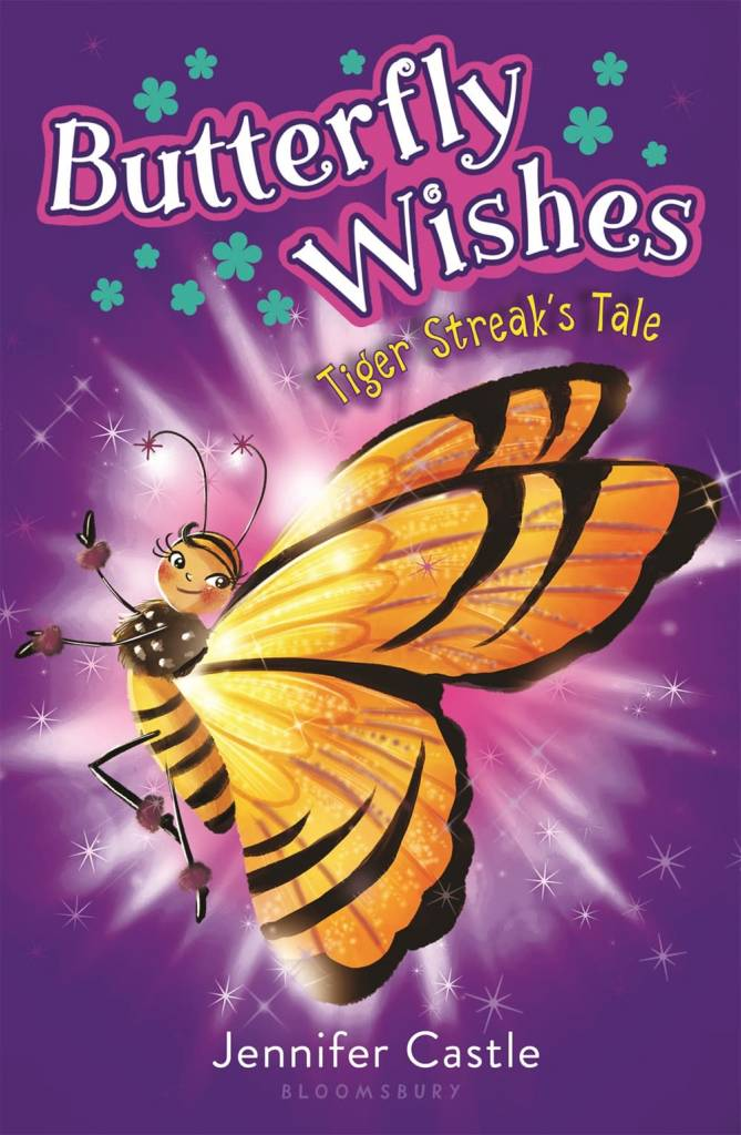 Bloomsbury USA Childrens Butterfly Wishes 2: Tiger Streak's Tale